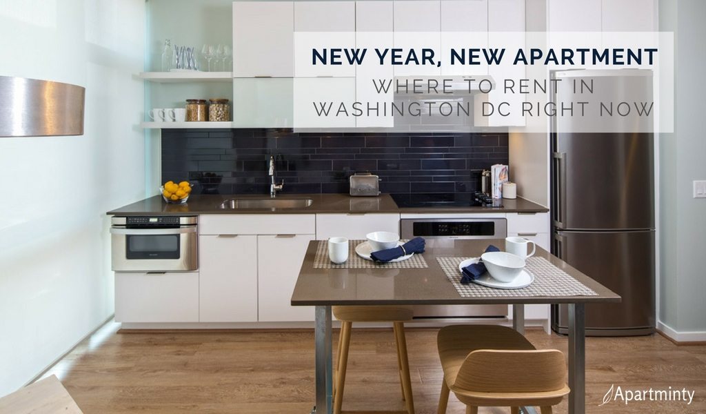 New Year, New Apartment | Where To Rent In Washington, DC Right Now