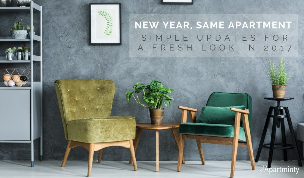 New Year, Same Apartment: Easy Ways To Freshen Up Your Apartment Decor In The New Year