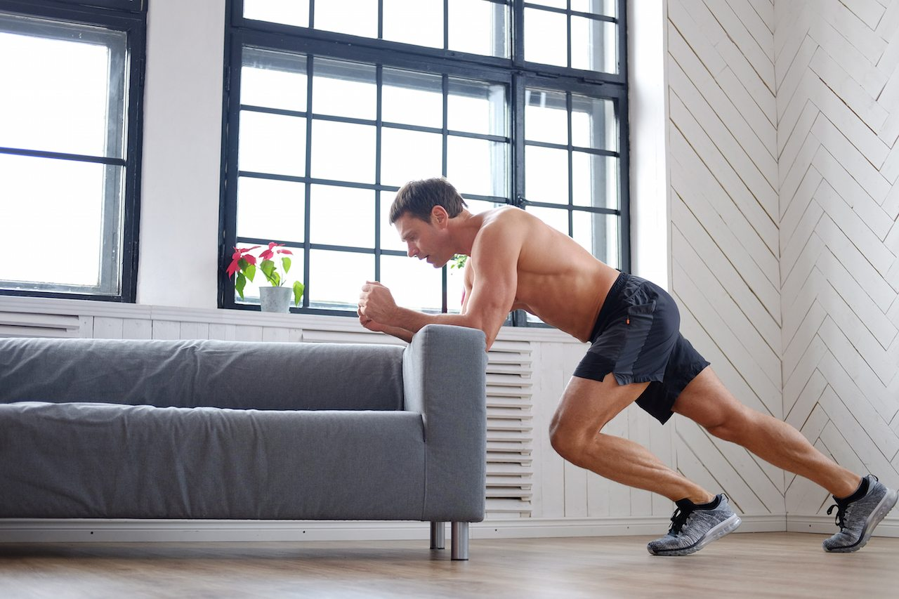 Workouts You Can Do In Your Apartment | 4 Fat-Burning Apartment Workouts