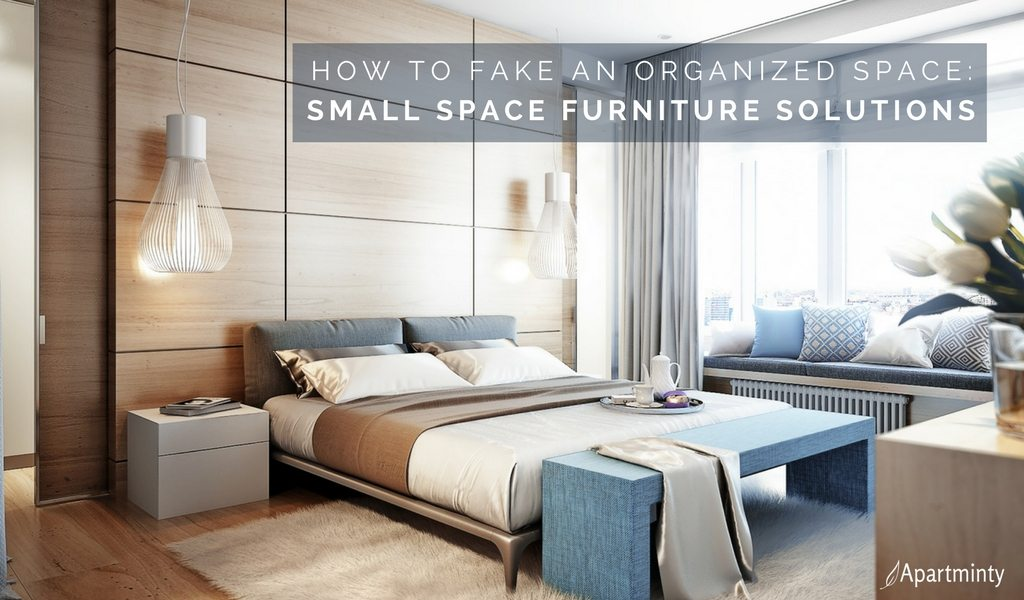 How To Fake An Organized Space: Choosing The Right Apartment ...