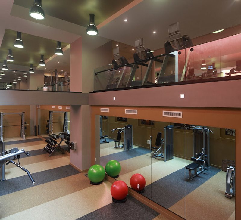 Best Apartment Hunting Sites: Lust List: The Best Apartment Fitness Centers In DC