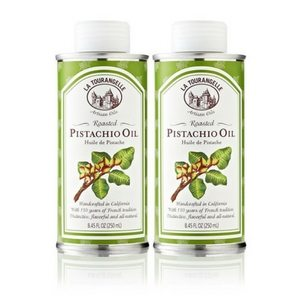 Amazon Pantry Indulgences To Order Right Now | Roasted Pistachio Oil 2-Pack