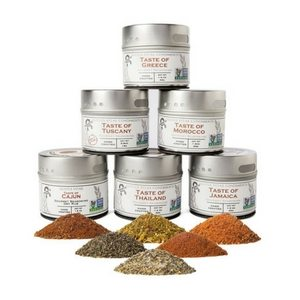 Amazon Pantry Indulgences To Order Right Now | Gourmet World Flavors Seasoning & Spice Collection