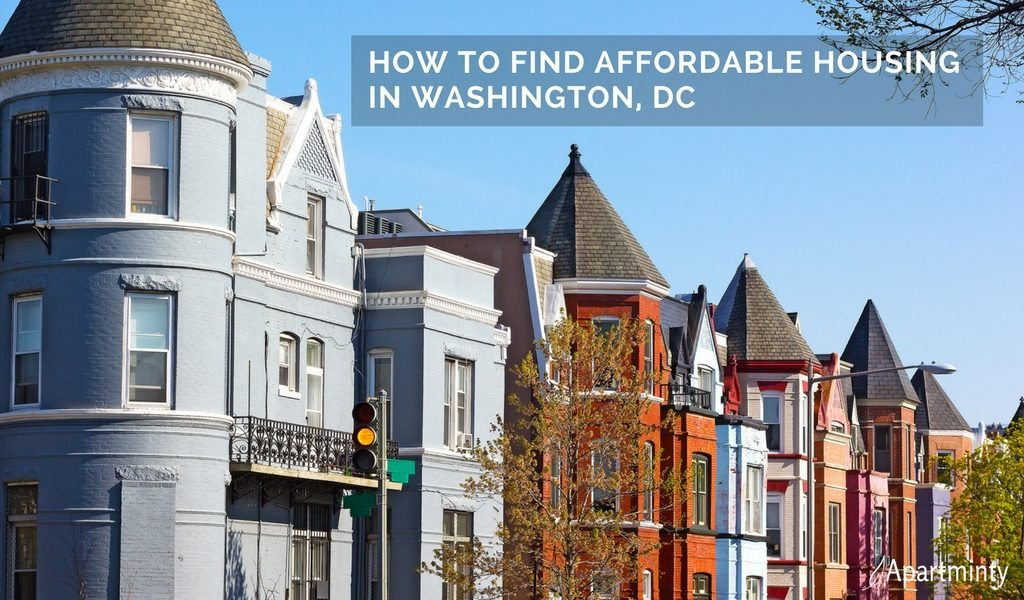Washington, DC Affordable Housing Options | How To Find Cheap Apartments In DC