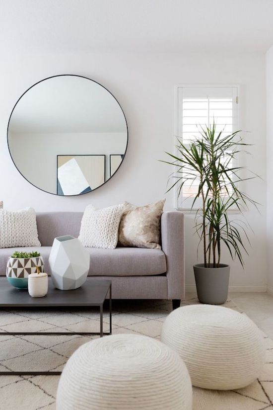 5 Things Minimalist Apartments Make Room For   Additional Seating Poufs