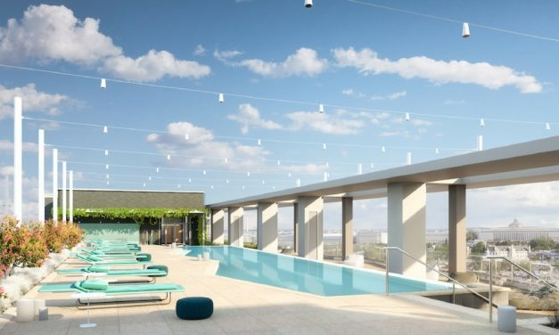 The Best Apartment Rooftop Pools In DC