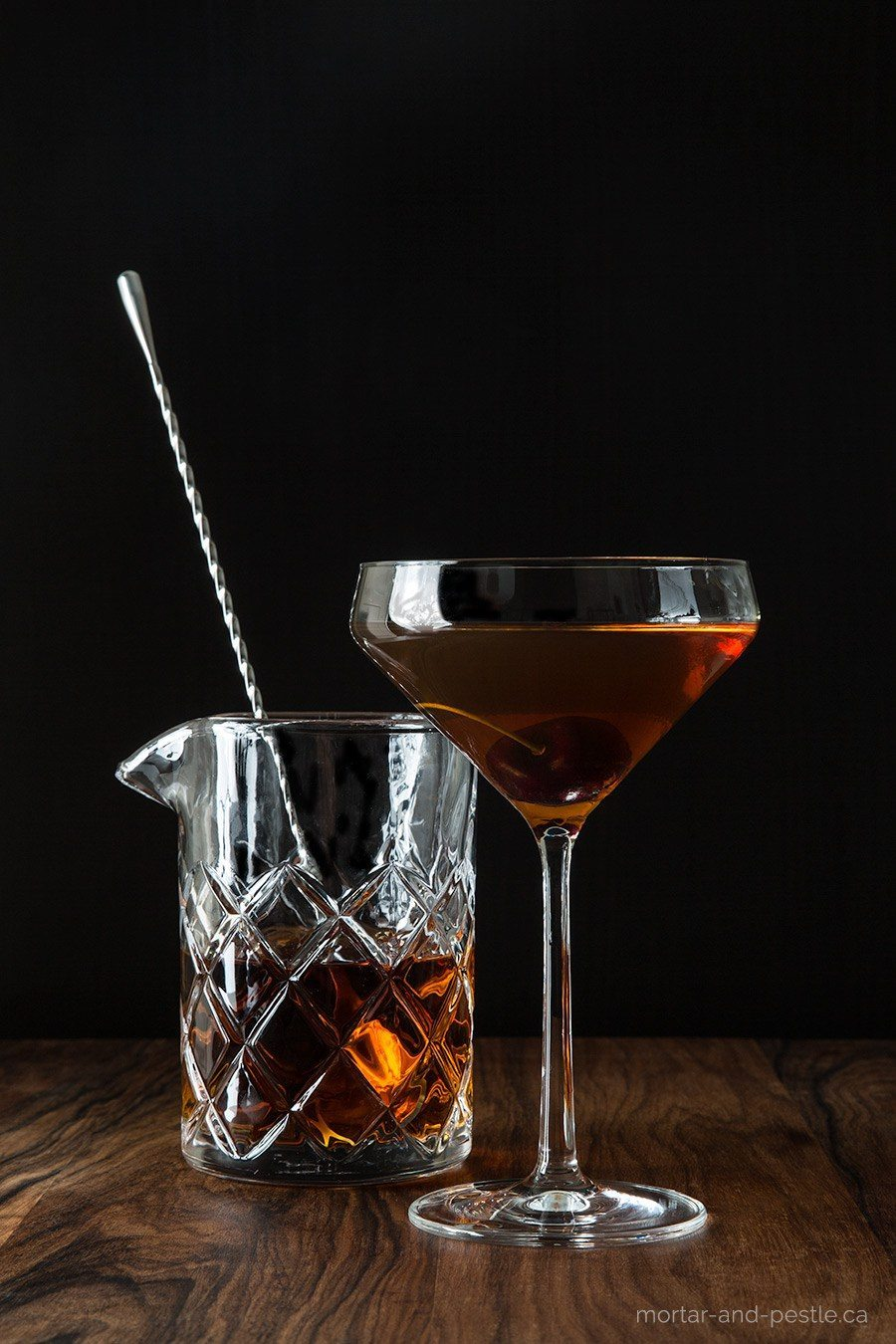 National Bourbon Day | The Manhancho Cocktail Recipe