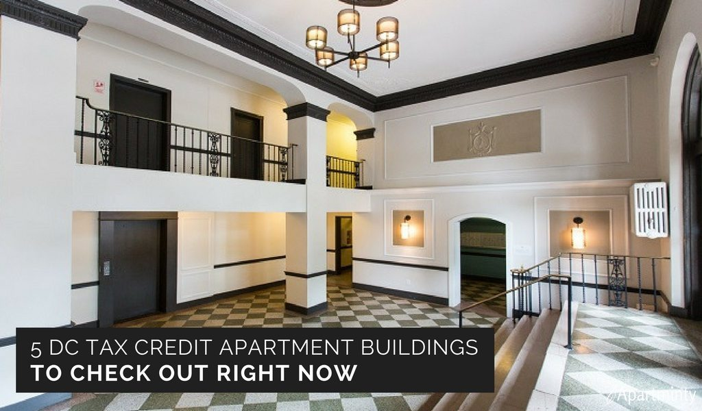 5 DC Tax Credit Apartment Buildings To Check Out Right Now ...