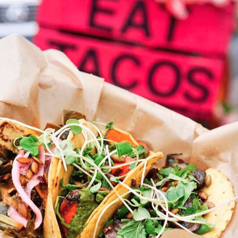 DC's Most Instagrammable Food | Tacos From Chaia
