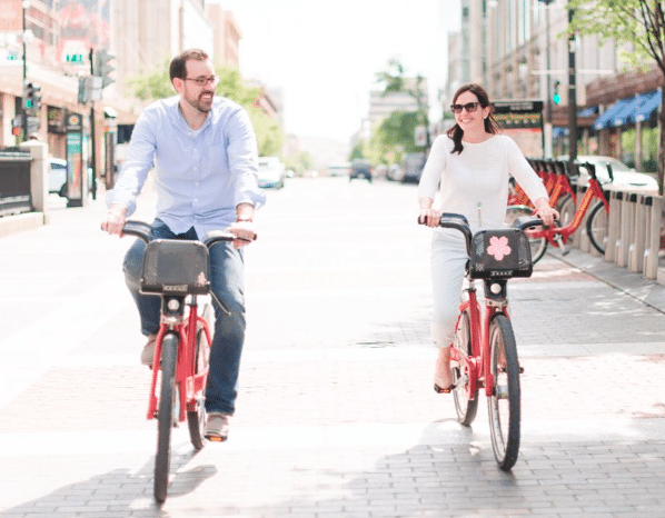DC Date Ideas | Capital Bikeshare Ride