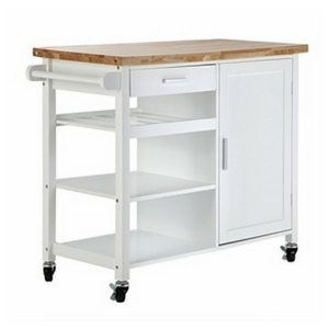 Utility Cart | Apartment Decor | Storage Solutions