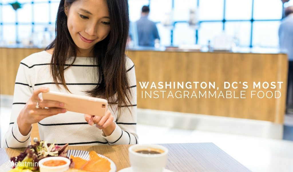 Washington DC's Most Instagrammable Food