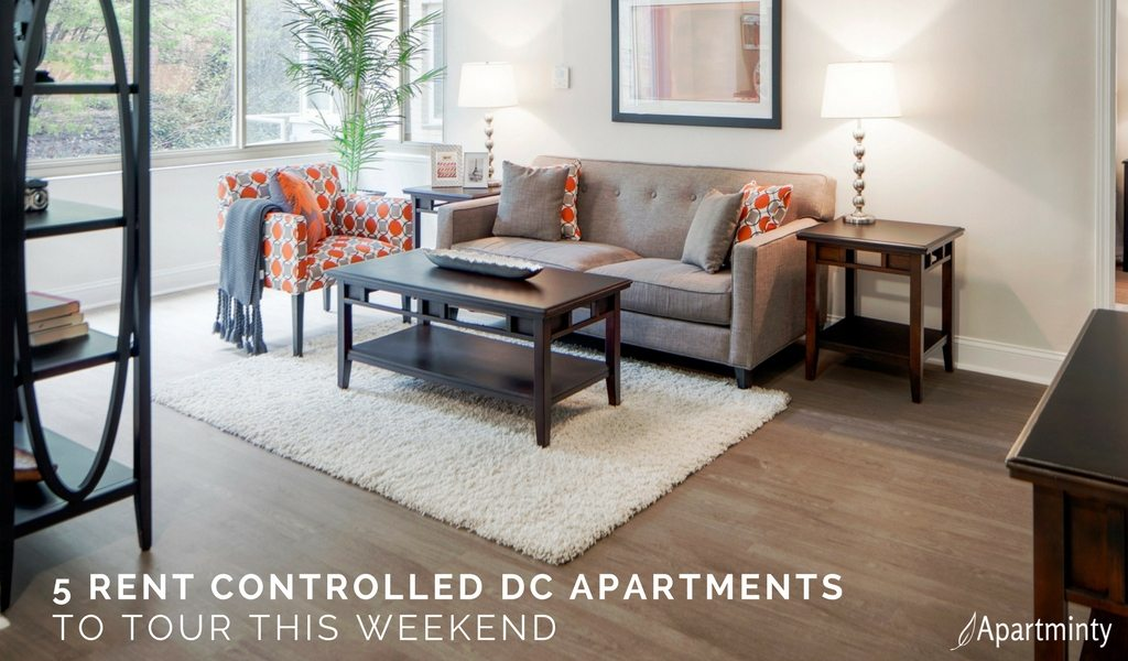 5 Rent Controlled DC Apartments To Tour This Weekend