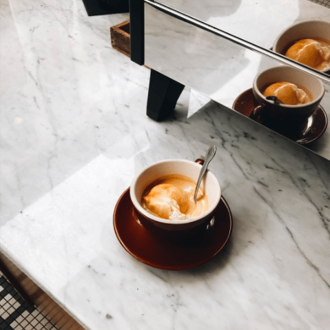 Best Coffee In DC | Unique Coffee Drinks To Try In DC | International Coffee Day | Dolcezza Gelato DC