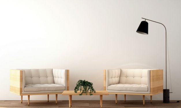 Floor Lamps Fit For Poorly Lit Apartments
