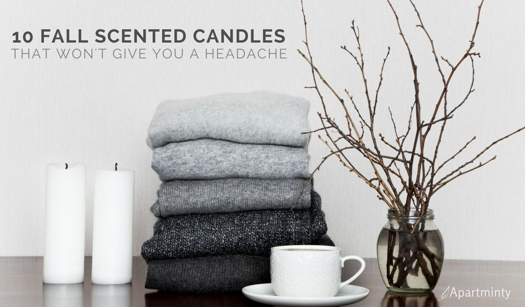 10 Fall Scented Candles That Won't Give You A Headache