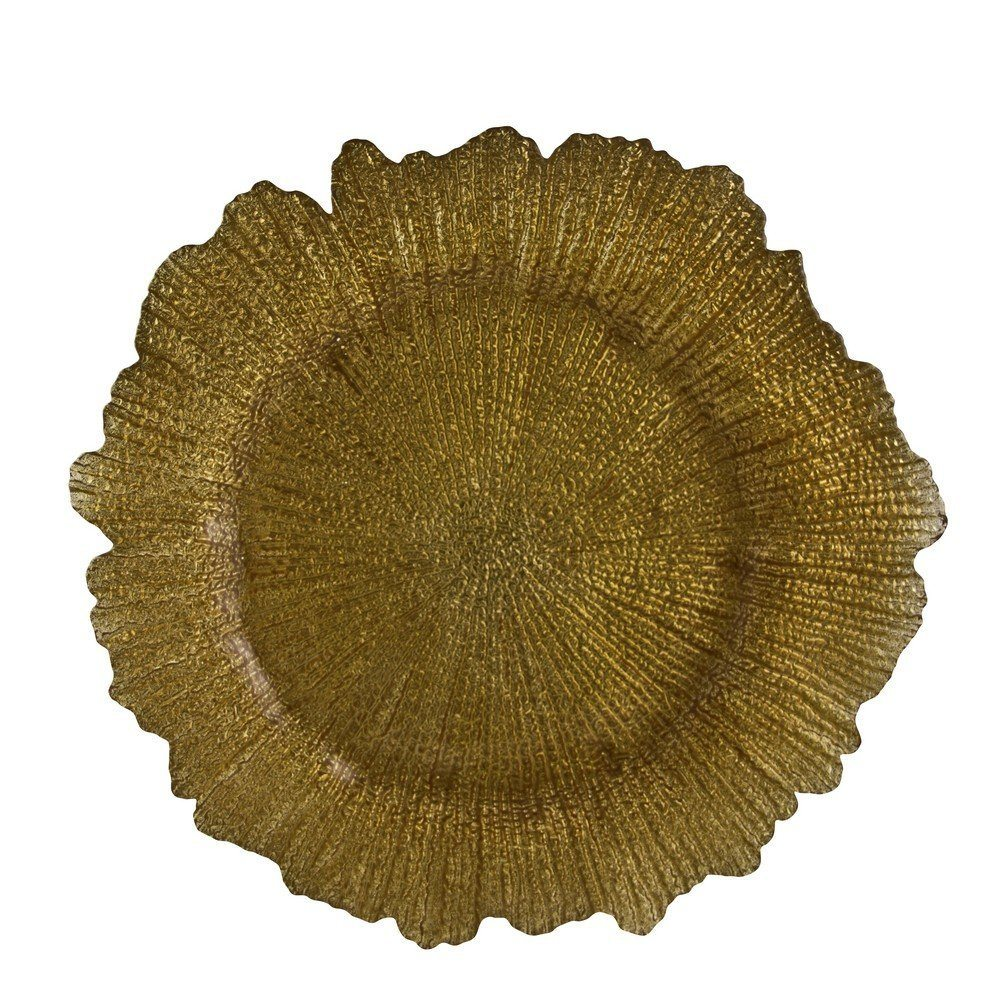 Thanksgiving Tablescape | Entertaining In Your Apartment | Gold Glass Plate Charger