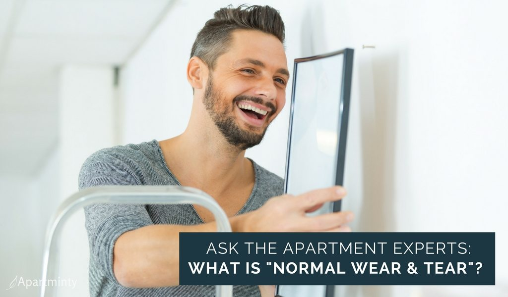 Normal Wear and Tear | Ask The Apartment Experts