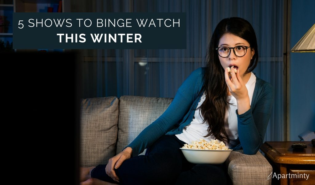 Shows To Binge Watch This Winter