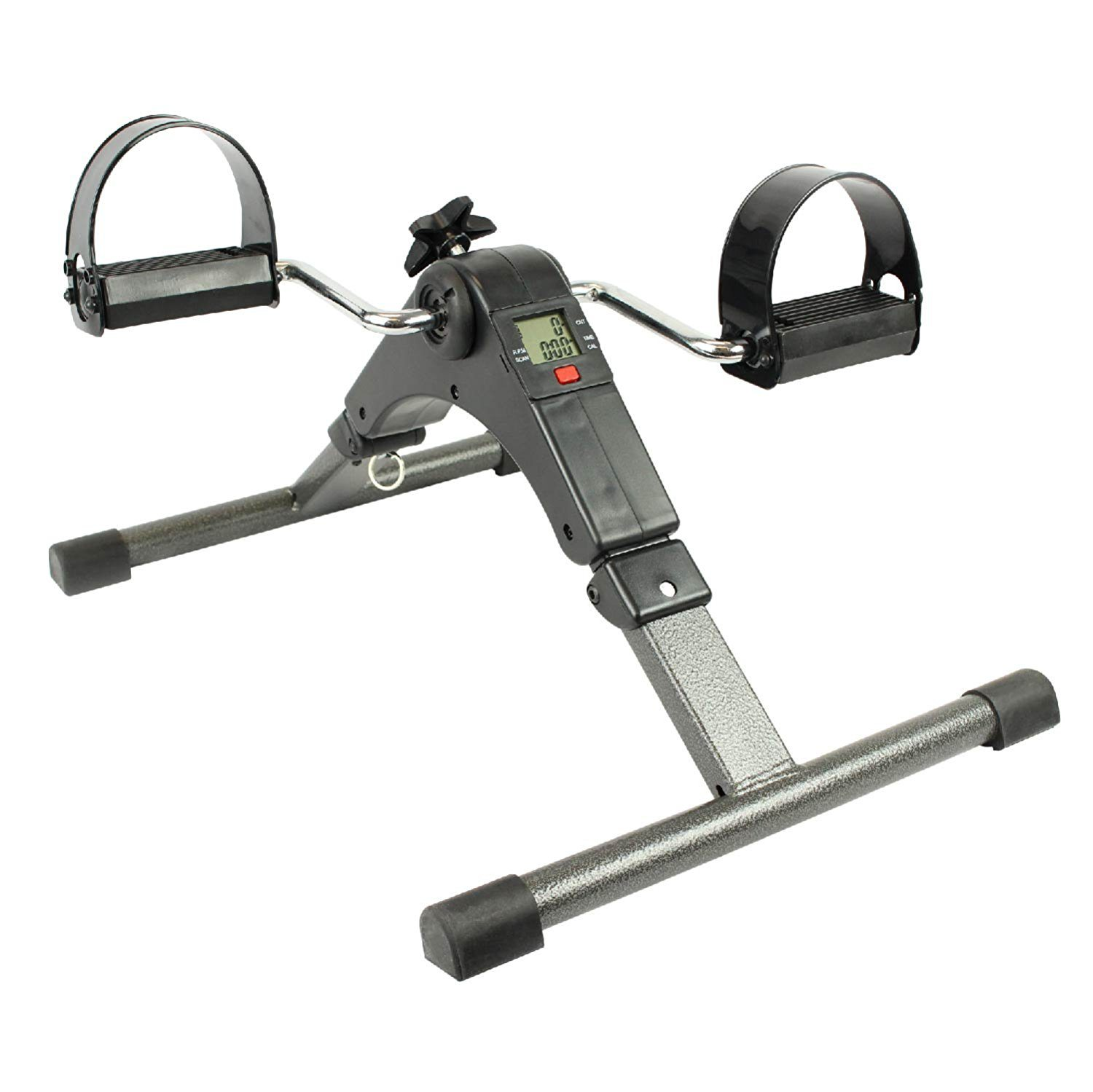 Small Space Home Fitness Equipment For Your Apartment | Low-Impact Portable Peddle Exerciser