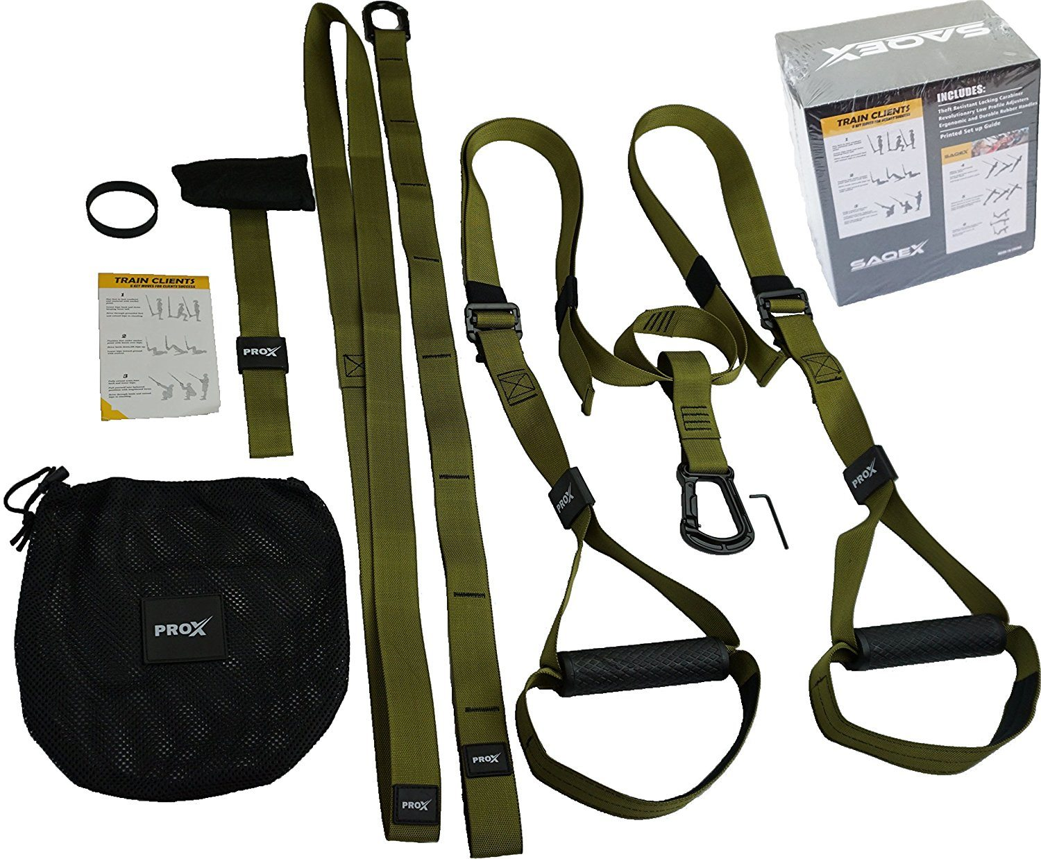Small Space Home Fitness Equipment For Your Apartment | Body Weight Resistance Straps & Anchors