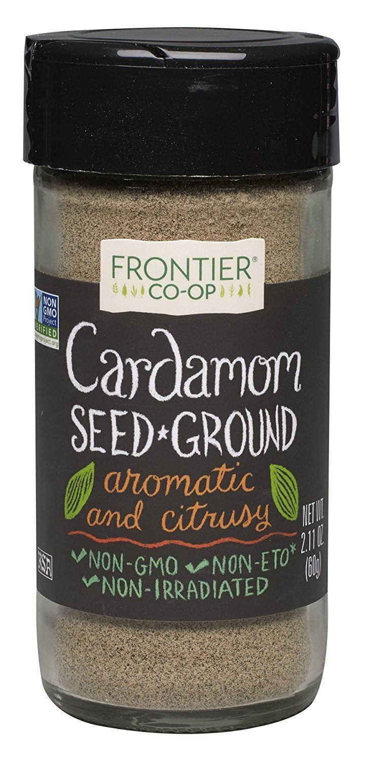 Apartminty Fresh Picks | Tea and Coffee Additions | Ground Organic Cardamom Seed For Wellness