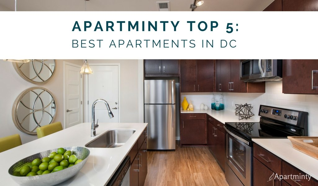 The Best Apartment Communities in Washington DC | Spring 2018 Edition