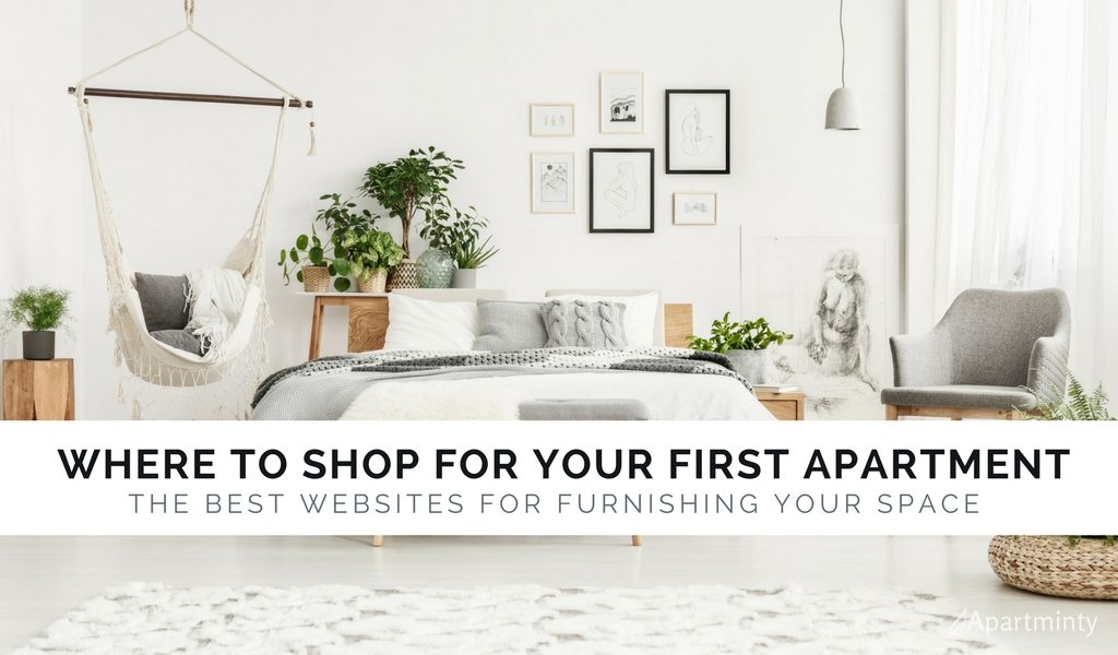 Best Websites to Shop for Furniture for Your First Home