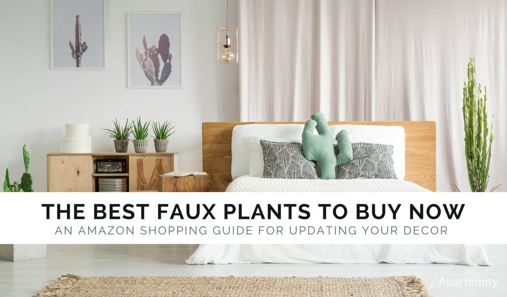 Decorating With Faux Plants: An Amazon Shopping Guide ...