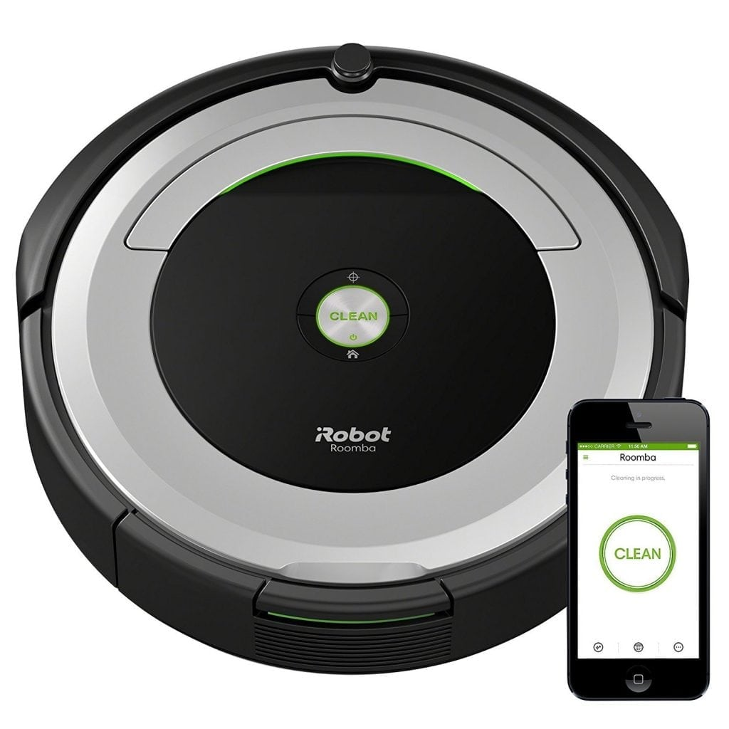 Robot Vacuum | Smart Apartment Technology Gadgets
