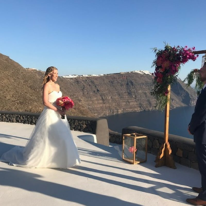 The Instagrammers Guide To Santorini, Greece   Photo-Ops in Santorini, Greece   Oia Blue Domes