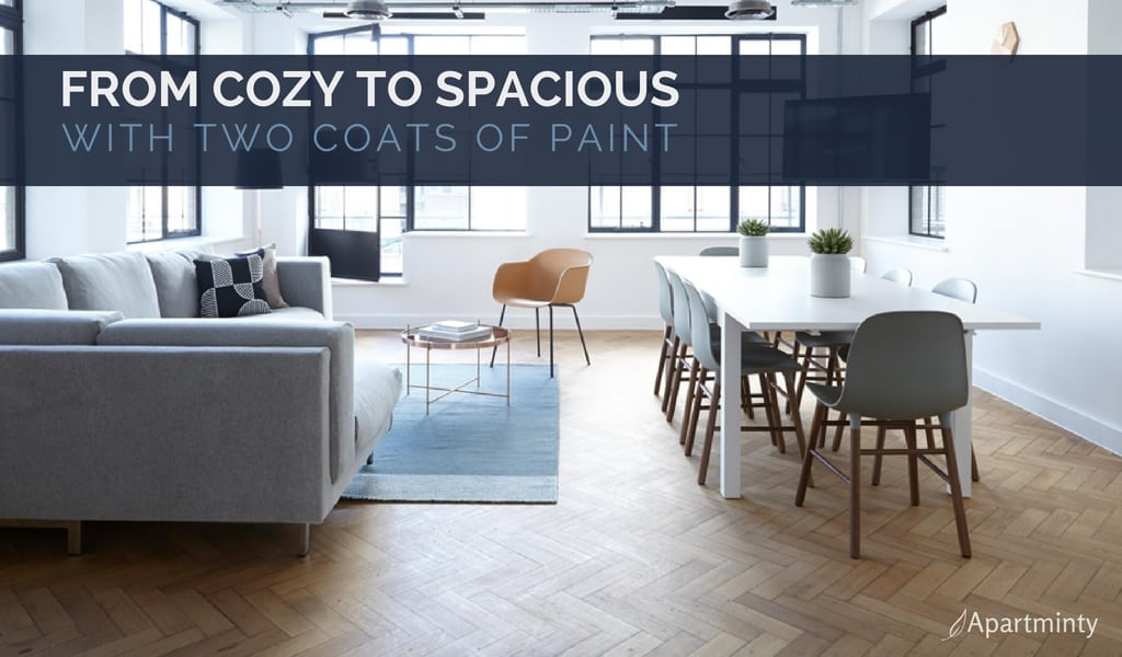 PAINT-TO-MAKE-A-ROOM-LOOK-BIGGER | INTERIOR DESIGN