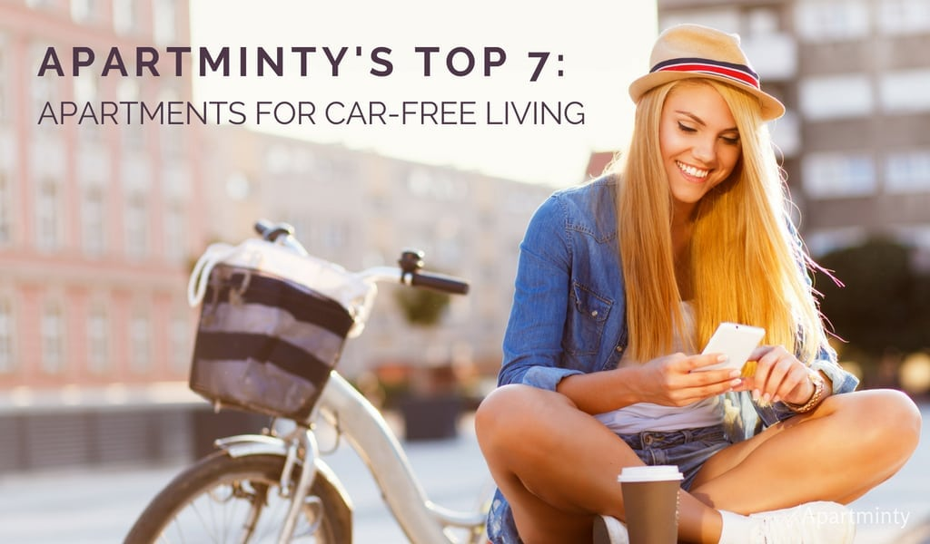 BEST APARTMENTS FOR CAR FREE LIVING IN DC | APARTMENT HUNTING
