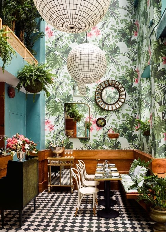 Maximalism Decor Trend | Apartment Decor | Design Inspiration