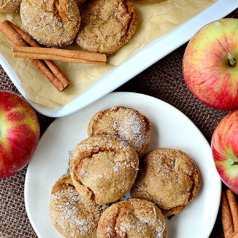 apple-cider-gingersnap-cookies-best-fall-dessert-recipes7