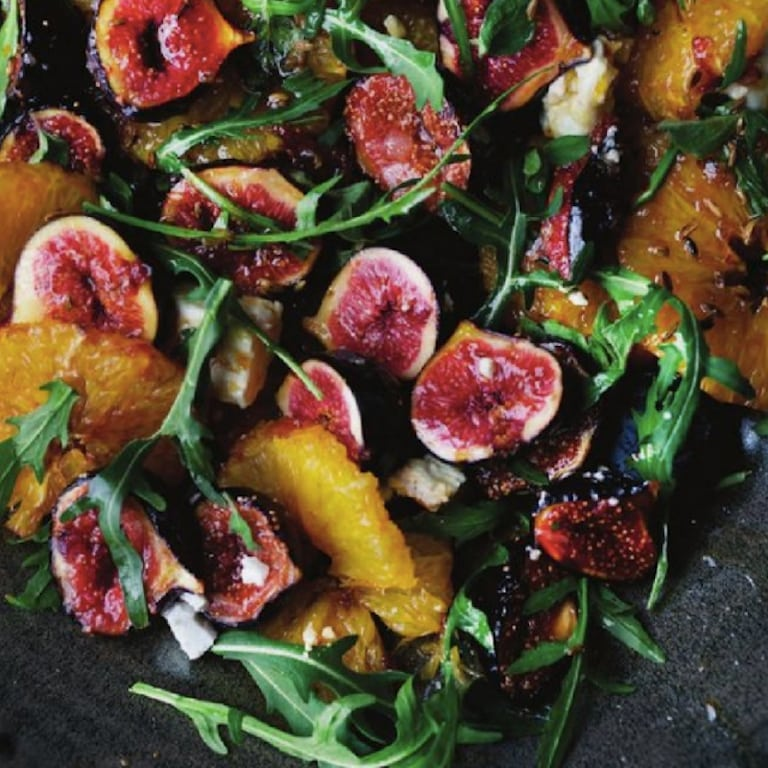 Fig and butternut squash Salad | Fig Recipes