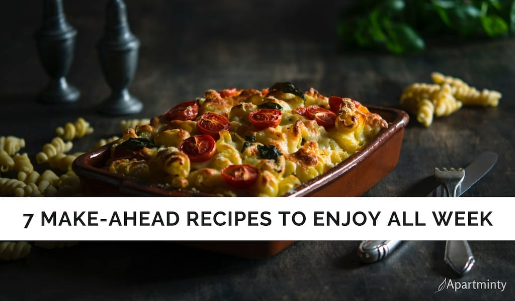 Make-Ahead Recipes | Meal Prep