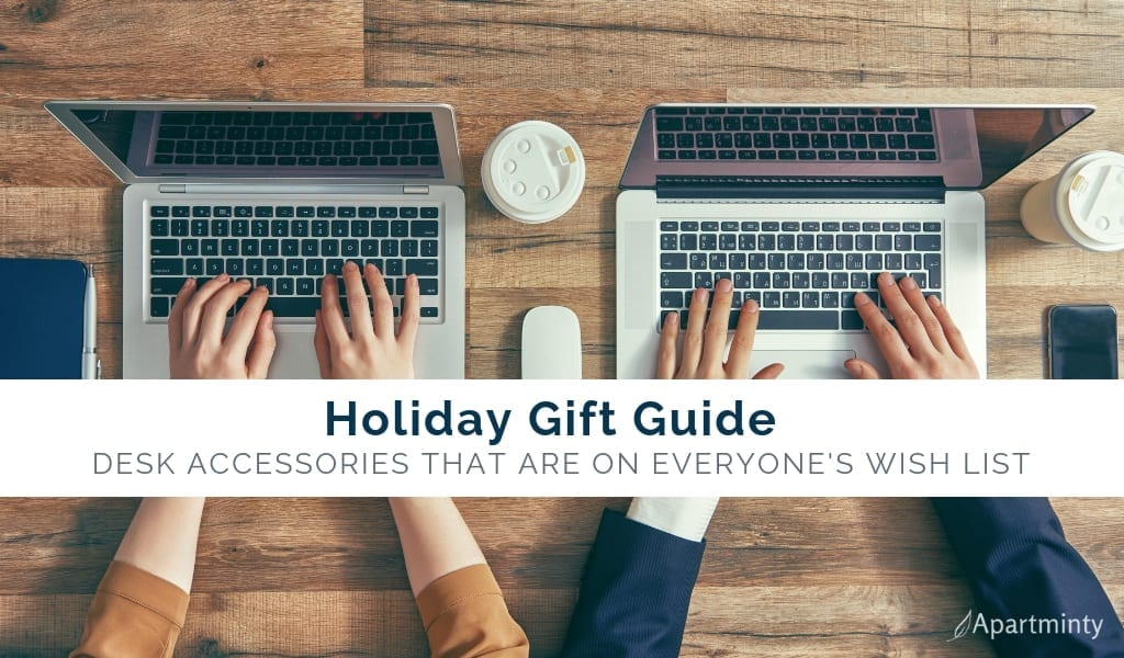 desk accessories on everyone's wish list | Gift Guides | Holiday Shopping Guides