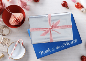 book club of the month subscription box