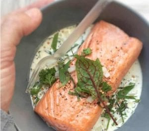 salmon-with-sorrel-food-trends-2019
