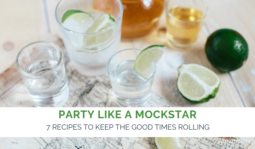 7 MOCKTAIL Recipes