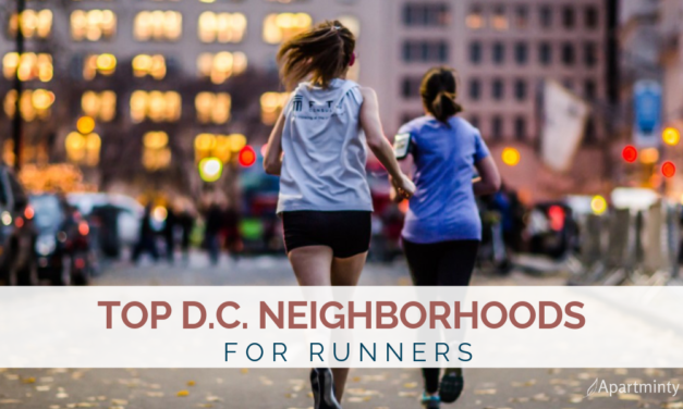 The Top 10 DC Neighborhoods for Runners
