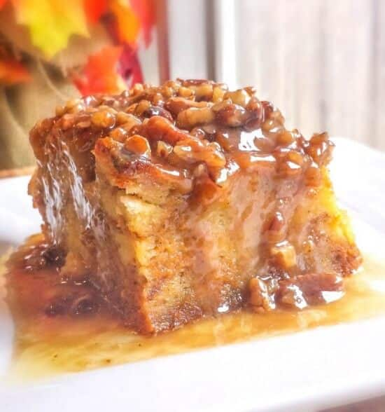 Pumpkin-Praline-Bread-Pudding