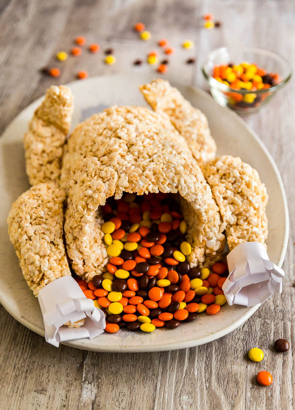 Rice-Krispie-Treat-Turkey-thanksgiving-dessert