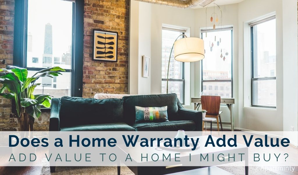 does-a-home-warranty-add-value