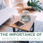The Importance of Renter's Insurance