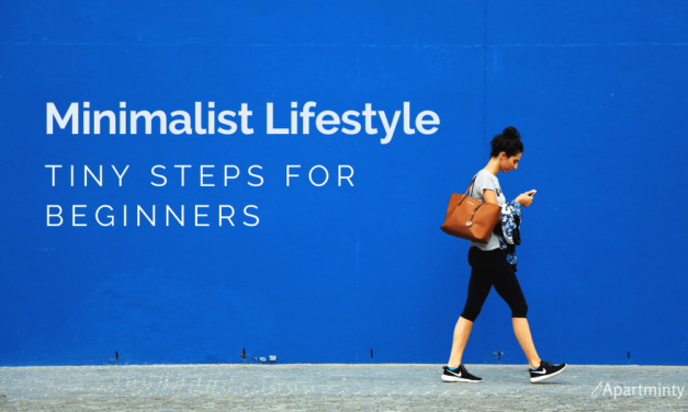 Minimalist Lifestyle: Tiny Steps for Beginners