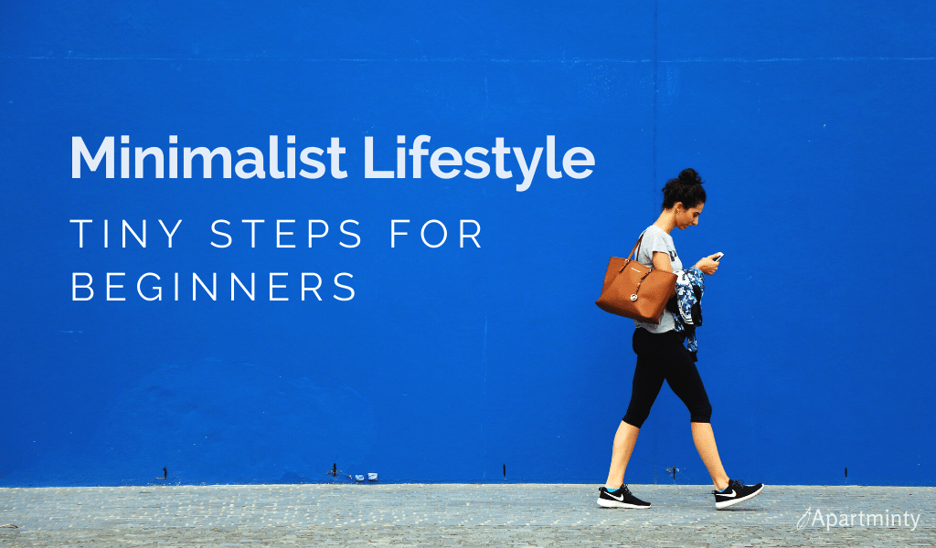 Minimalist-lifestyle-tiny-steps-for-beginners