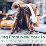 Moving from New York to DC: 5 Things You Never Thought of