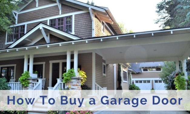 How to Shop for a Garage Door